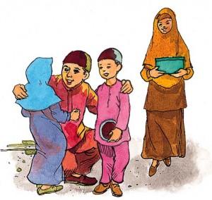 4 Tahap Mendidik Anak (Khas buat ibu bapa) – Berdasarkan Sunnah Rasulullah