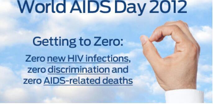 Hari AIDS Sedunia – 1 Disember