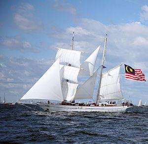 Permohonan Menyertai Program Pelayaran KLD Tunas Samudera 2013