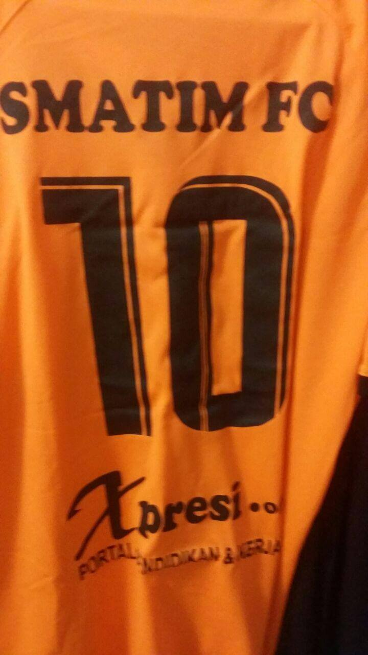 Pertandingan Sulung PSKPPS Kelab Bola Sepak/ Futsal SMATIM FC 2015