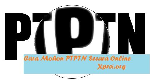Cara Mohon PTPTN Untuk Ijazah / Degree