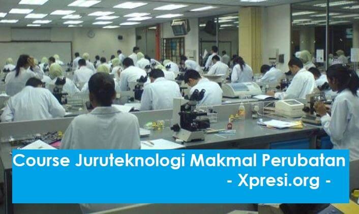 Course Juruteknologi Makmal Perubatan