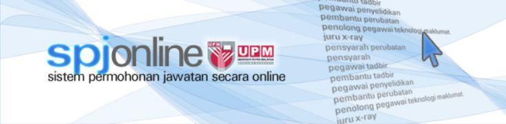 Permohonan Jawatan di Universiti Putra Malaysia