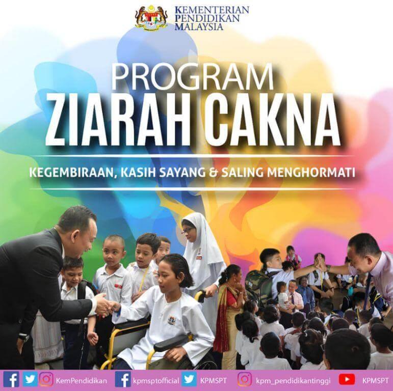 Program Ziarah Cakna